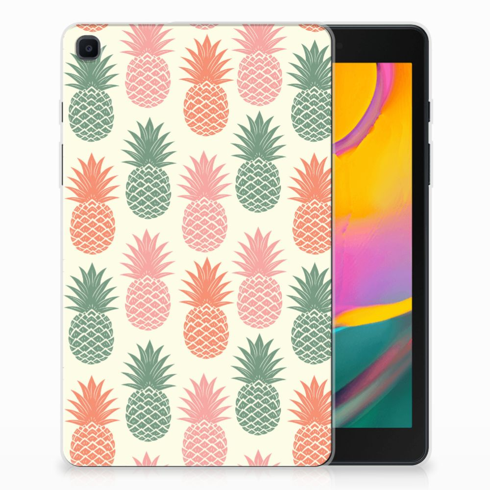 Samsung Galaxy Tab A 8.0 (2019) Tablet Cover Ananas