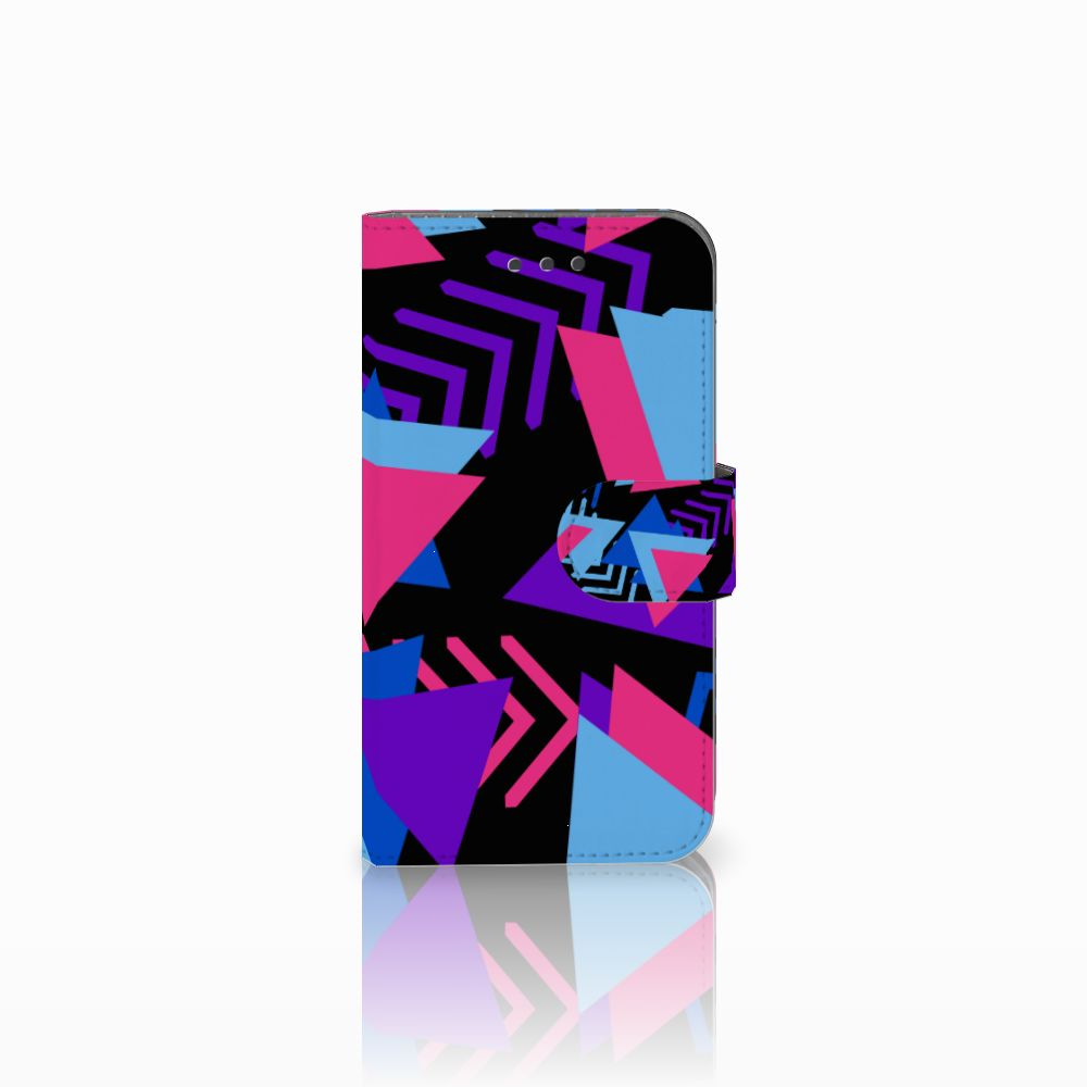 Samsung Galaxy Xcover 3 | Xcover 3 VE Bookcase Funky Triangle