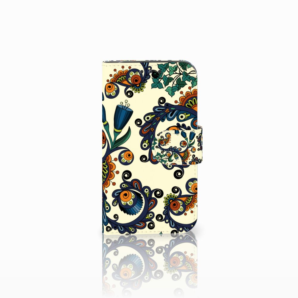 Lenovo B Boekhoesje Design Barok Flower