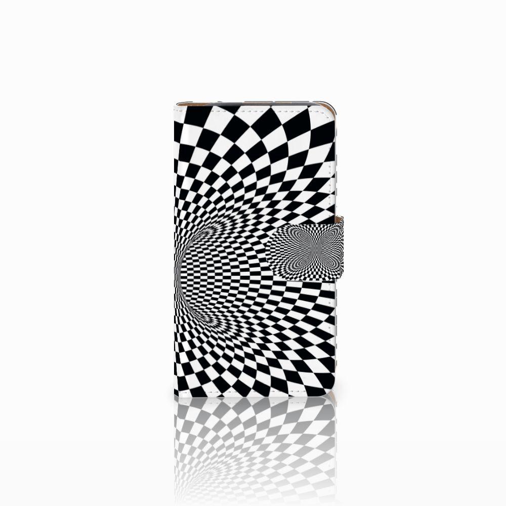 HTC Desire 310 Bookcase Illusie