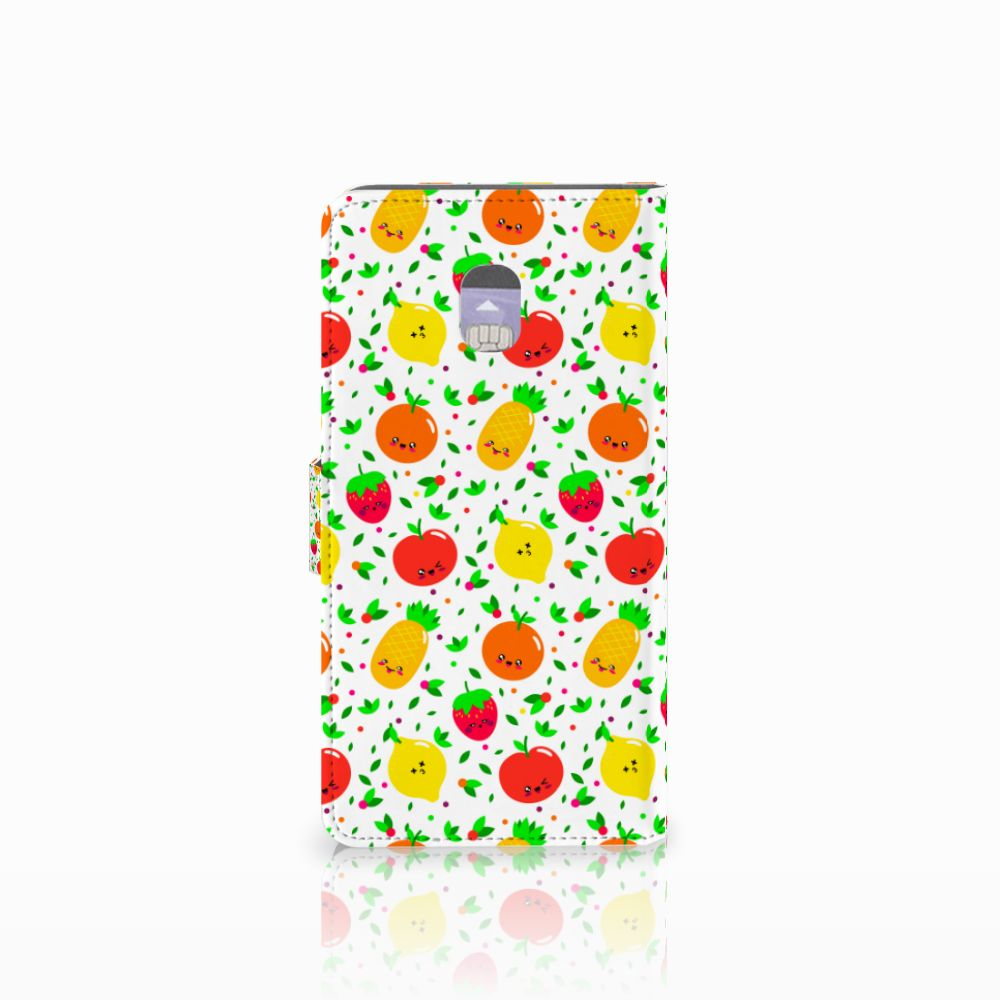 Samsung Galaxy J7 (2018) Book Cover Fruits