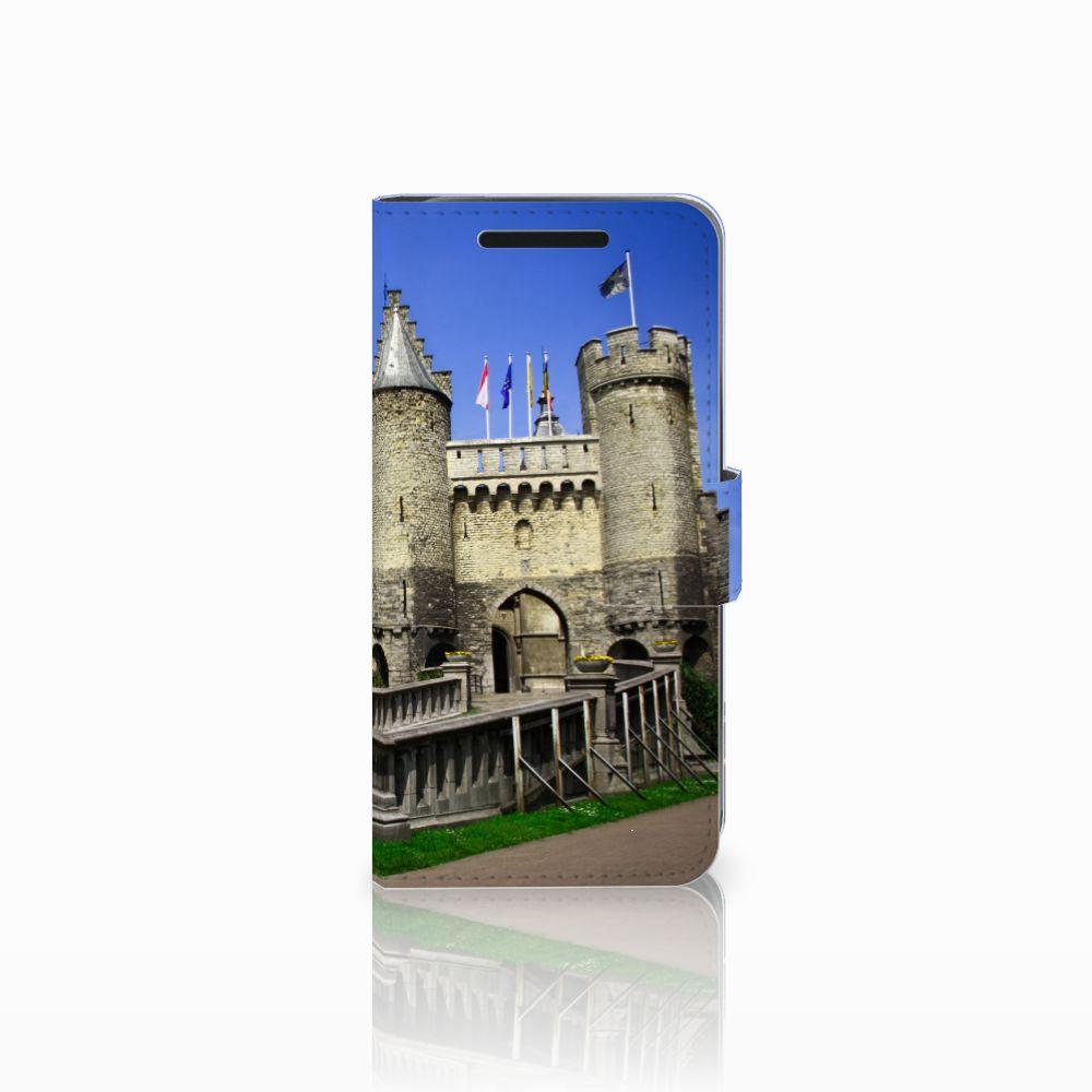HTC One M9 Boekhoesje Design Kasteel