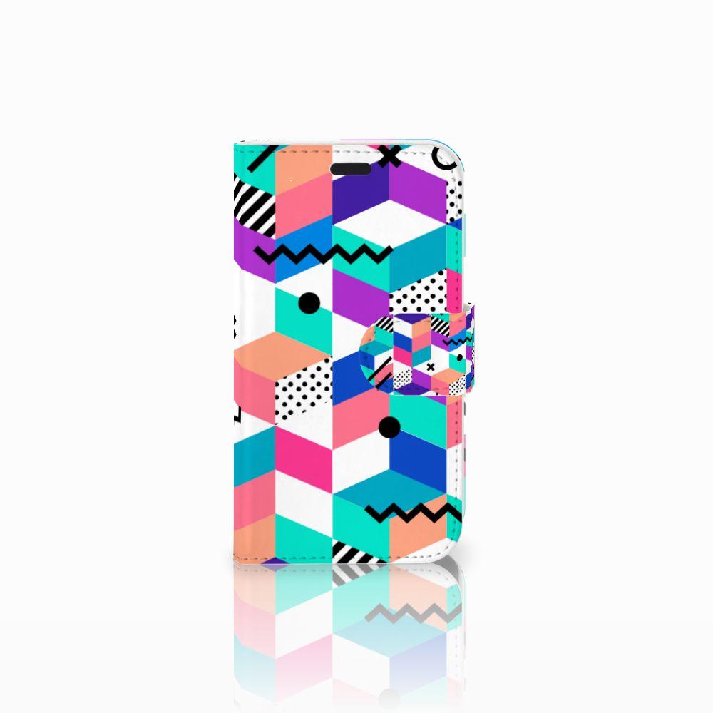 LG L Fino Bookcase Blokken Kleurrijk