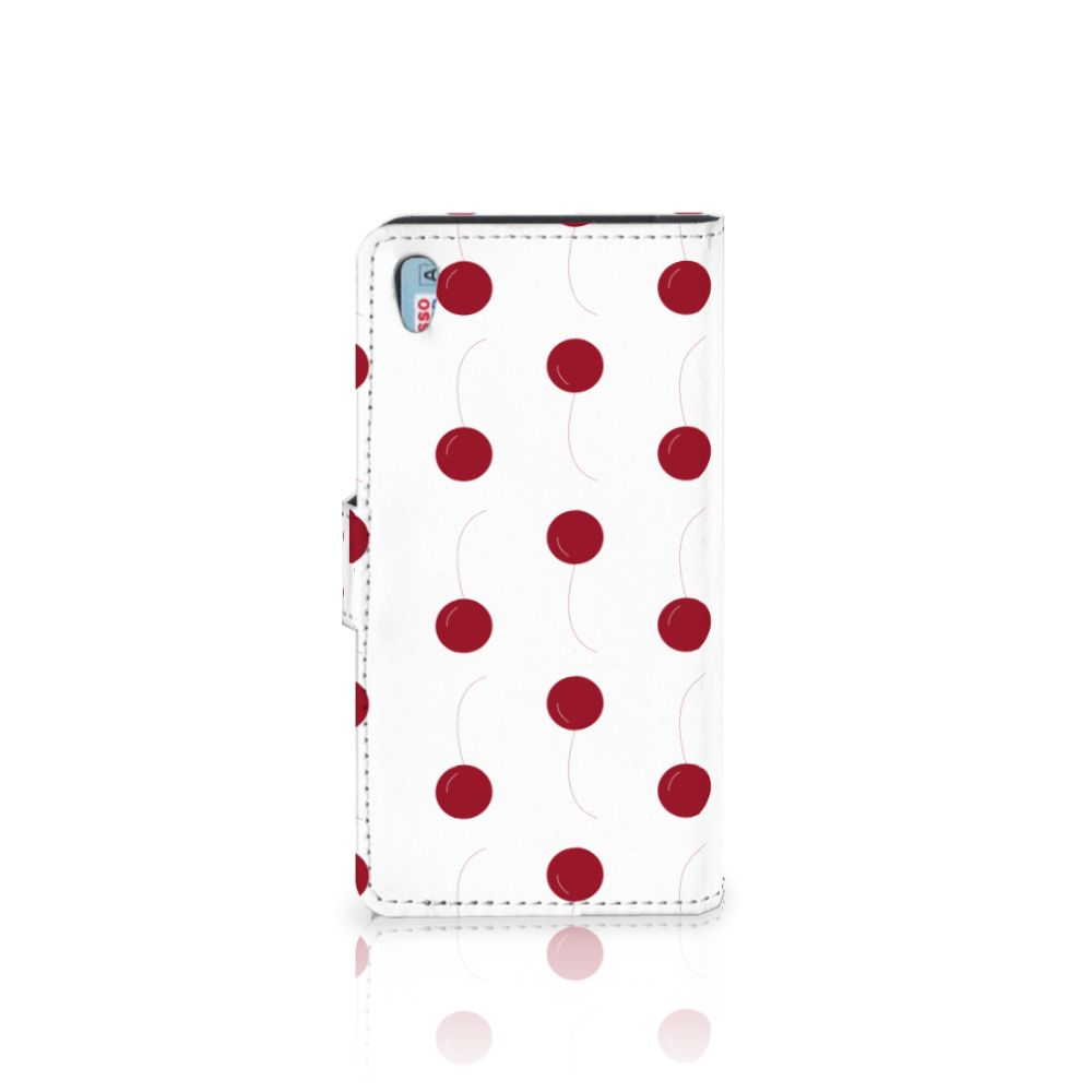 Sony Xperia Z5 | Z5 Dual Book Cover Cherries
