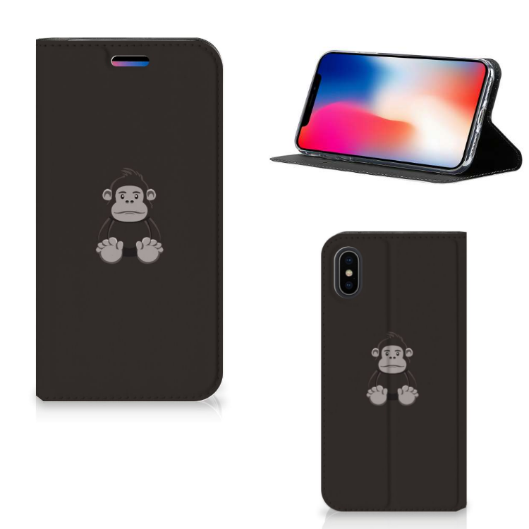 Apple iPhone X | Xs Magnet Case Gorilla