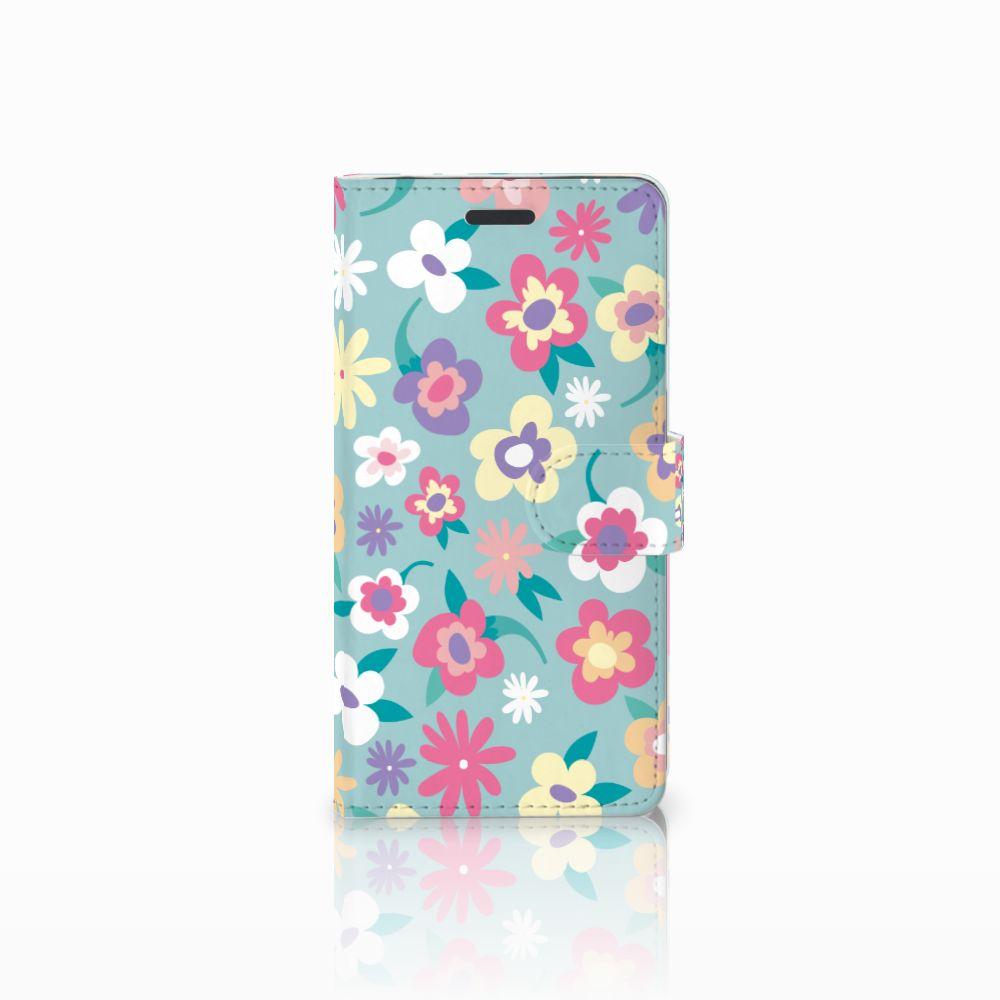Samsung Galaxy Note 5 Boekhoesje Design Flower Power
