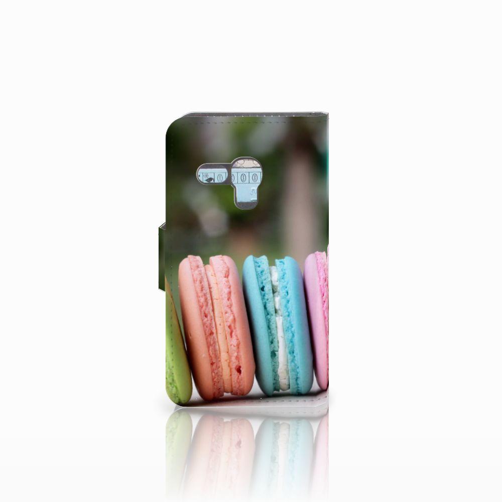 Samsung Galaxy S3 Mini Book Cover Macarons