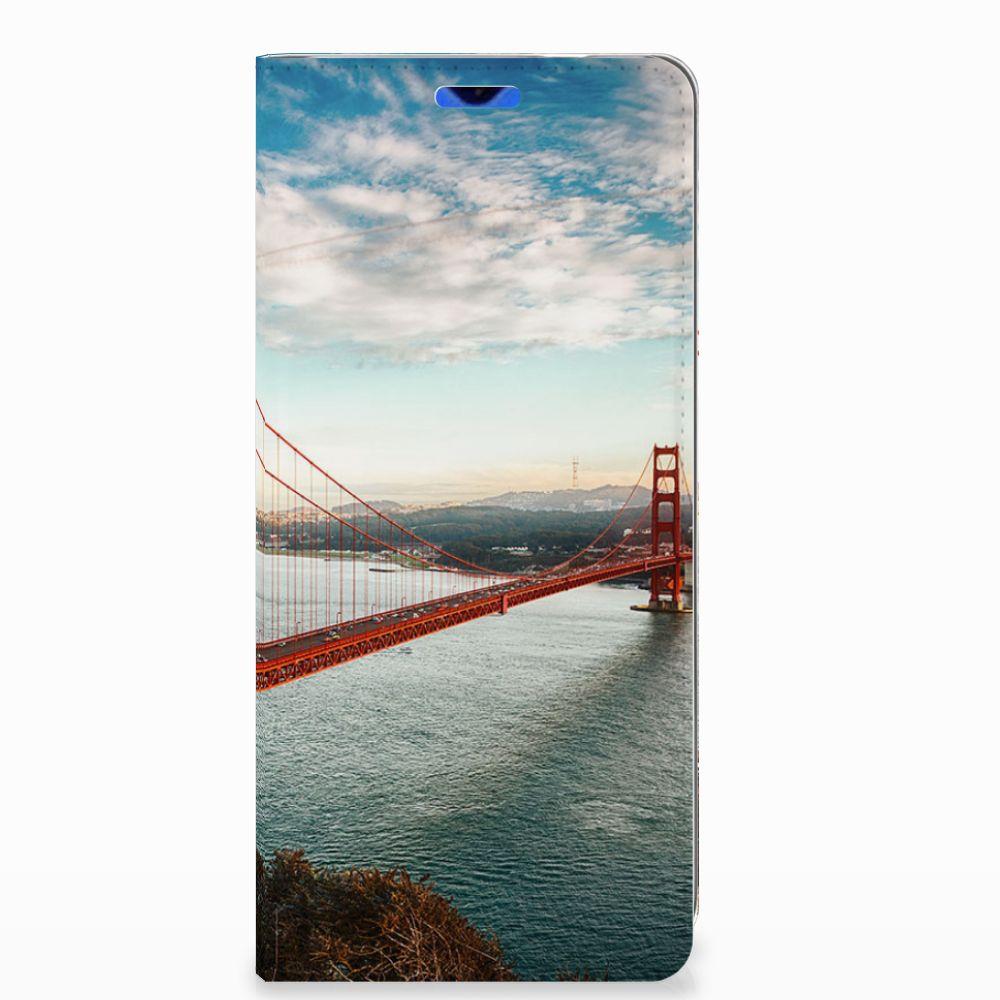 Huawei P30 Pro Book Cover Golden Gate Bridge