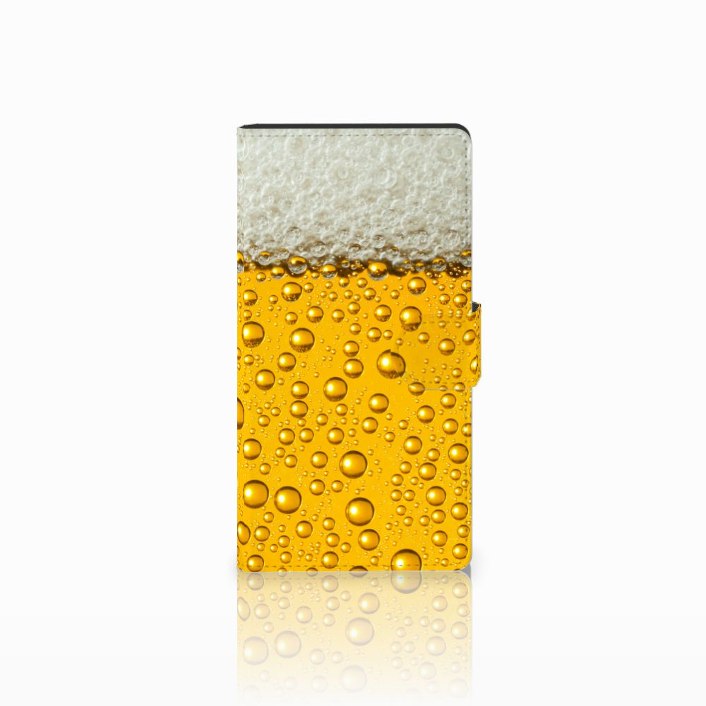 Sony Xperia C4 Uniek Boekhoesje Bier