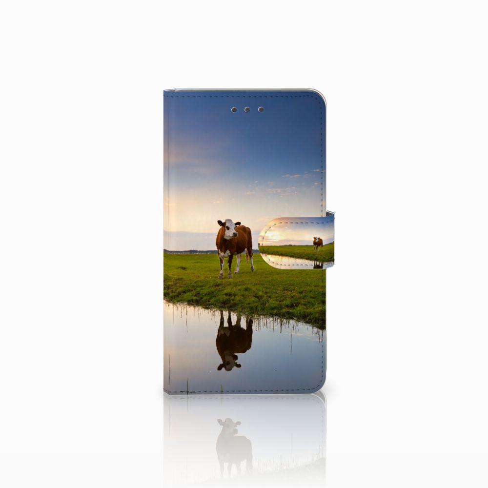 Huawei Honor 5X Boekhoesje Design Koe