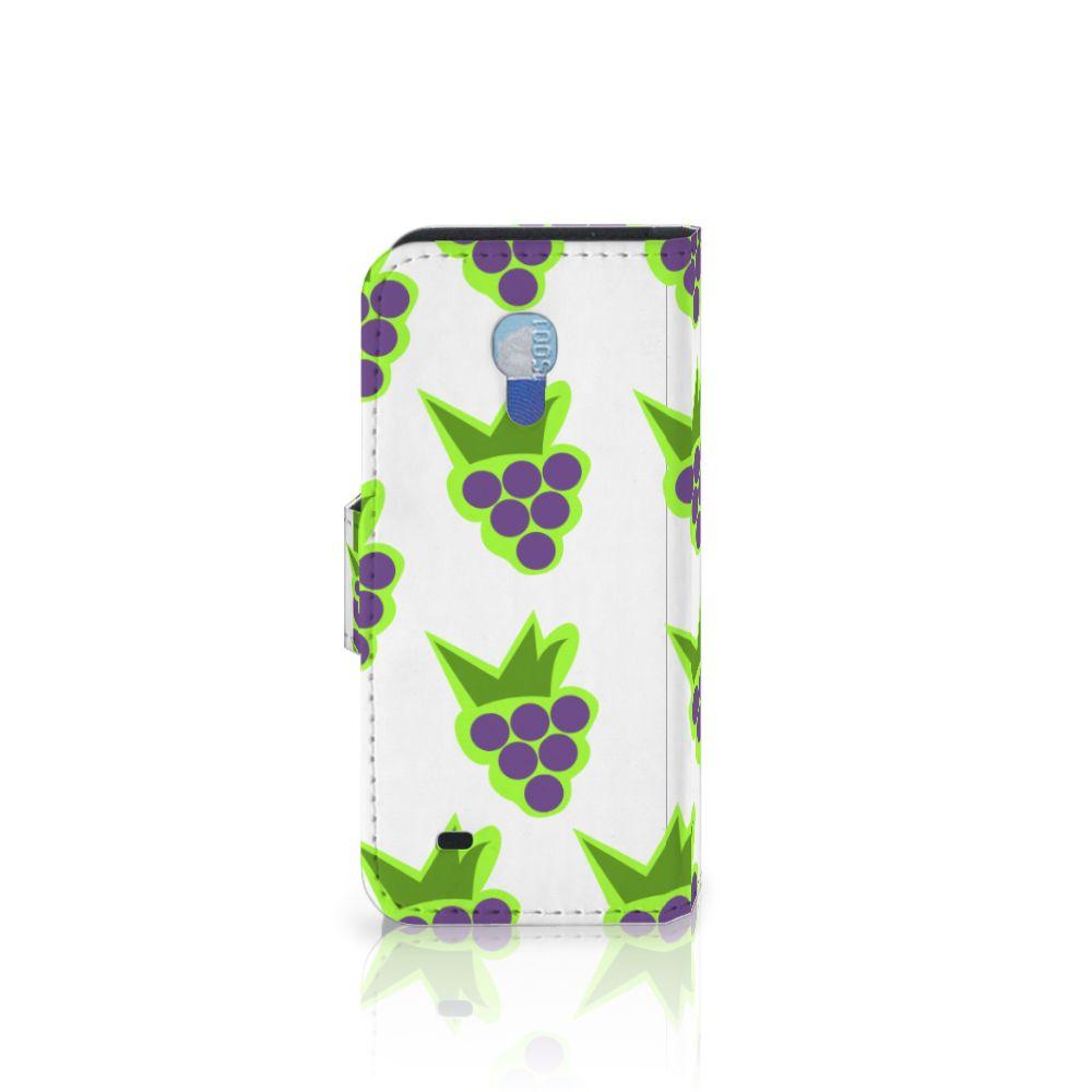 Samsung Galaxy S4 Mini i9190 Book Cover Druiven