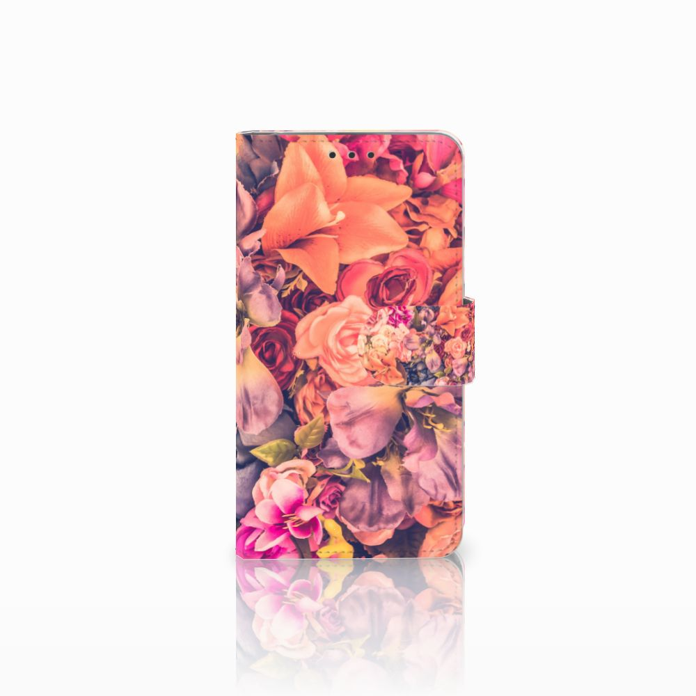 Microsoft Lumia 640 Boekhoesje Design Bosje Bloemen