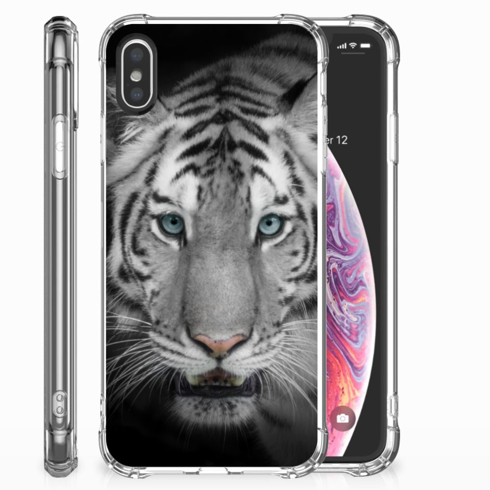 Apple iPhone X | Xs Case Anti-shock Tijger