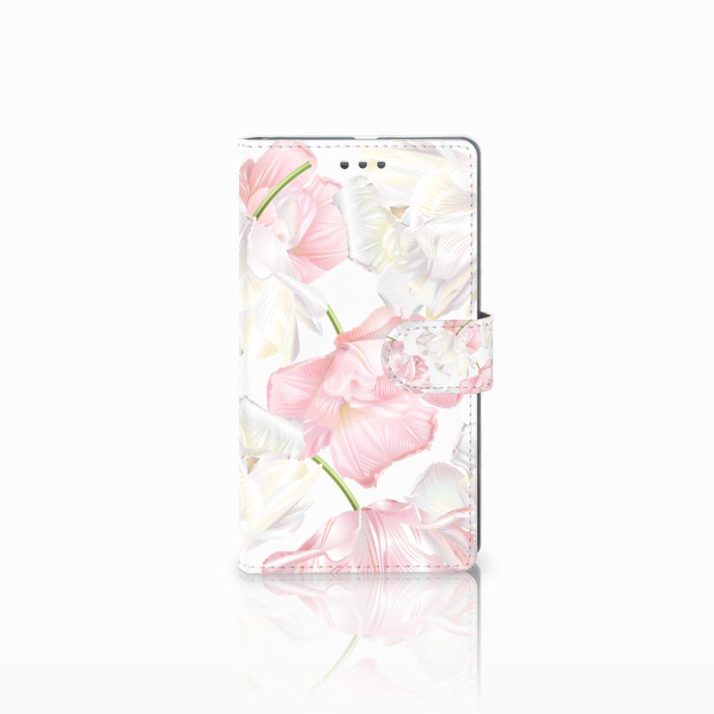 Microsoft Lumia 950 XL Boekhoesje Design Lovely Flowers