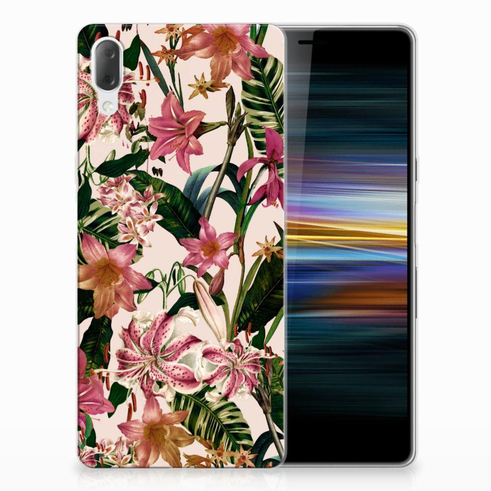 Sony Xperia L3 TPU Case Flowers