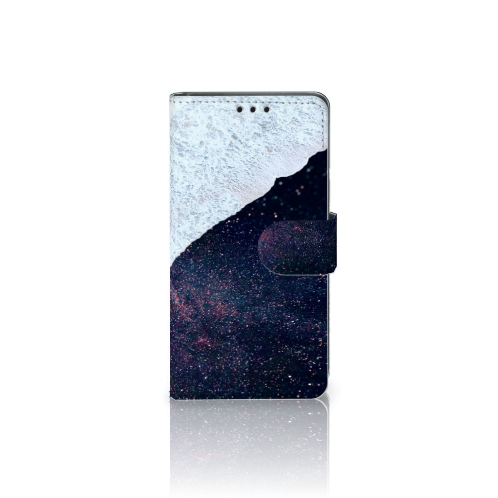 Sony Xperia Z5 | Z5 Dual Boekhoesje Design Sea in Space
