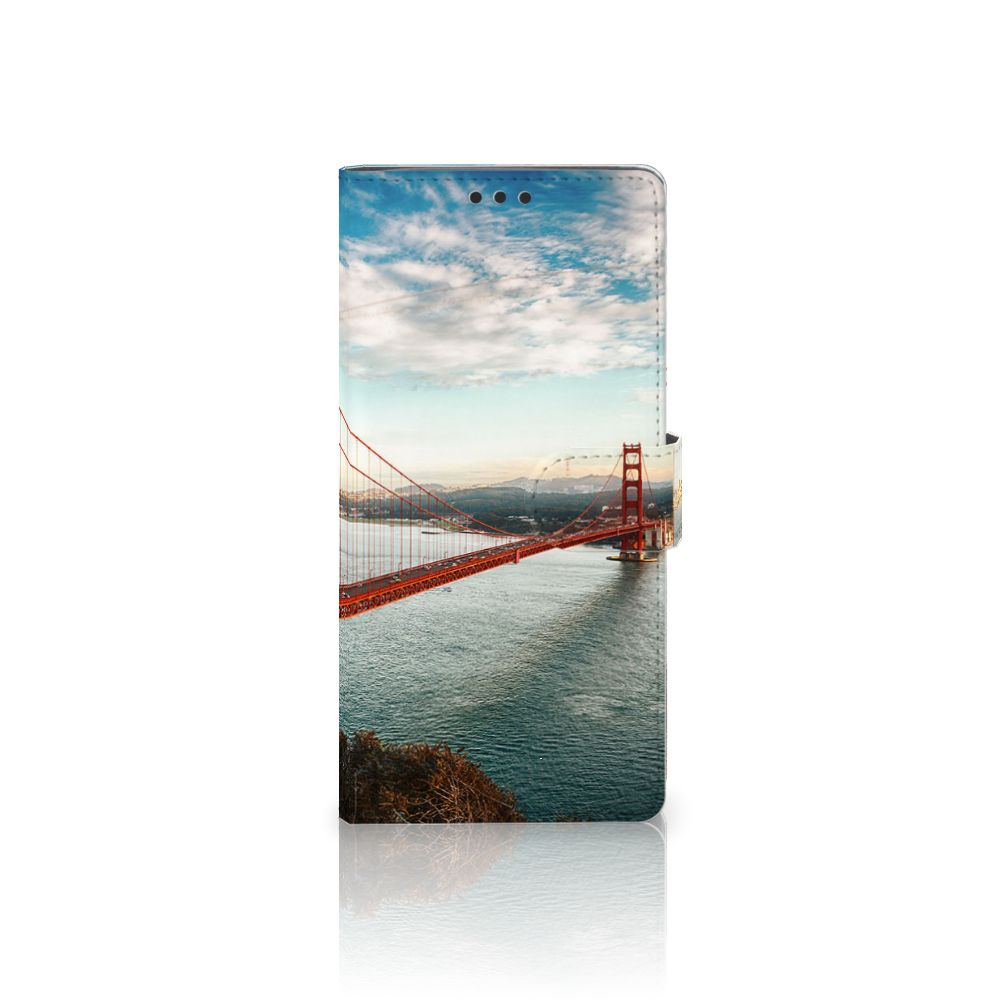 Sony Xperia XA Ultra Boekhoesje Design Golden Gate Bridge