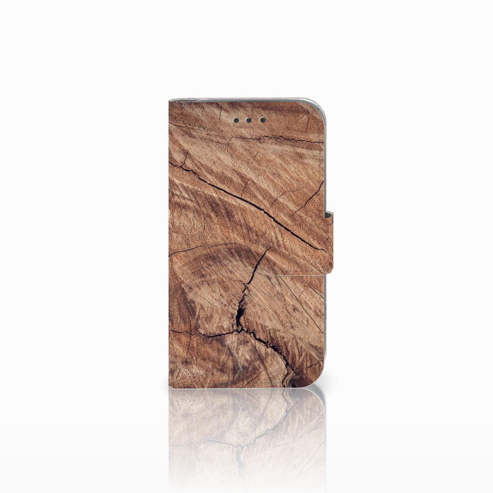 Samsung Galaxy Core Prime Boekhoesje Design Tree Trunk