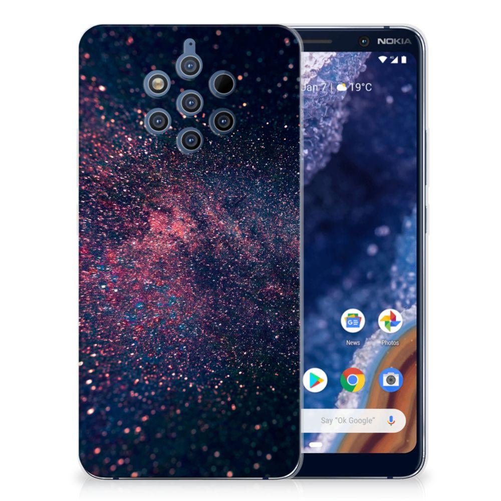 Nokia 9 PureView TPU Hoesje Stars