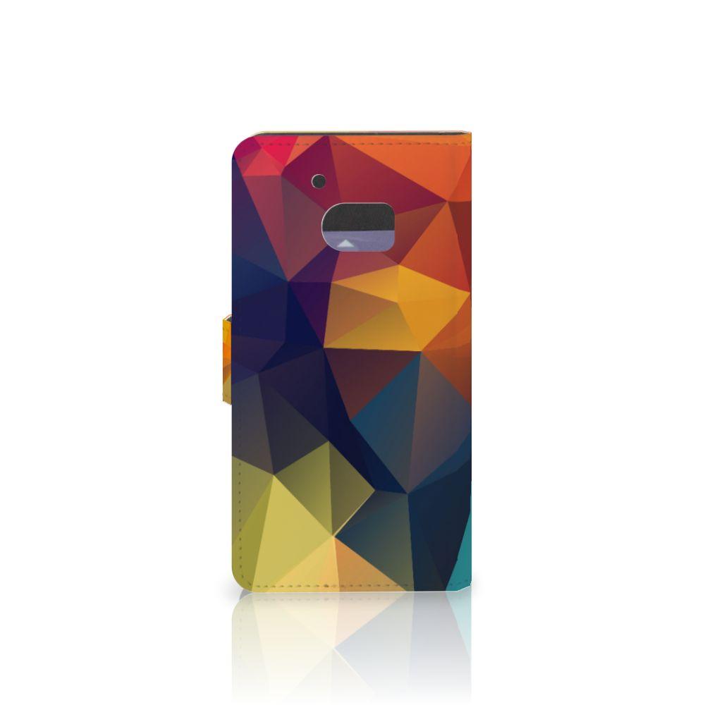 HTC 10 Bookcase Polygon Color