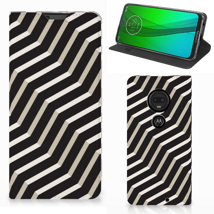 Motorola Moto G7 | G7 Plus Stand Case Illusion
