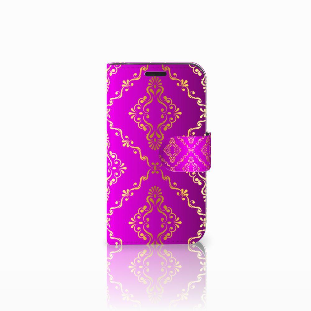Wallet Case LG K4 Barok Roze