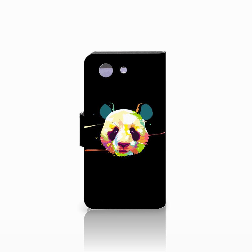 Sony Xperia Z3 Compact Leuke Hoesje Panda Color