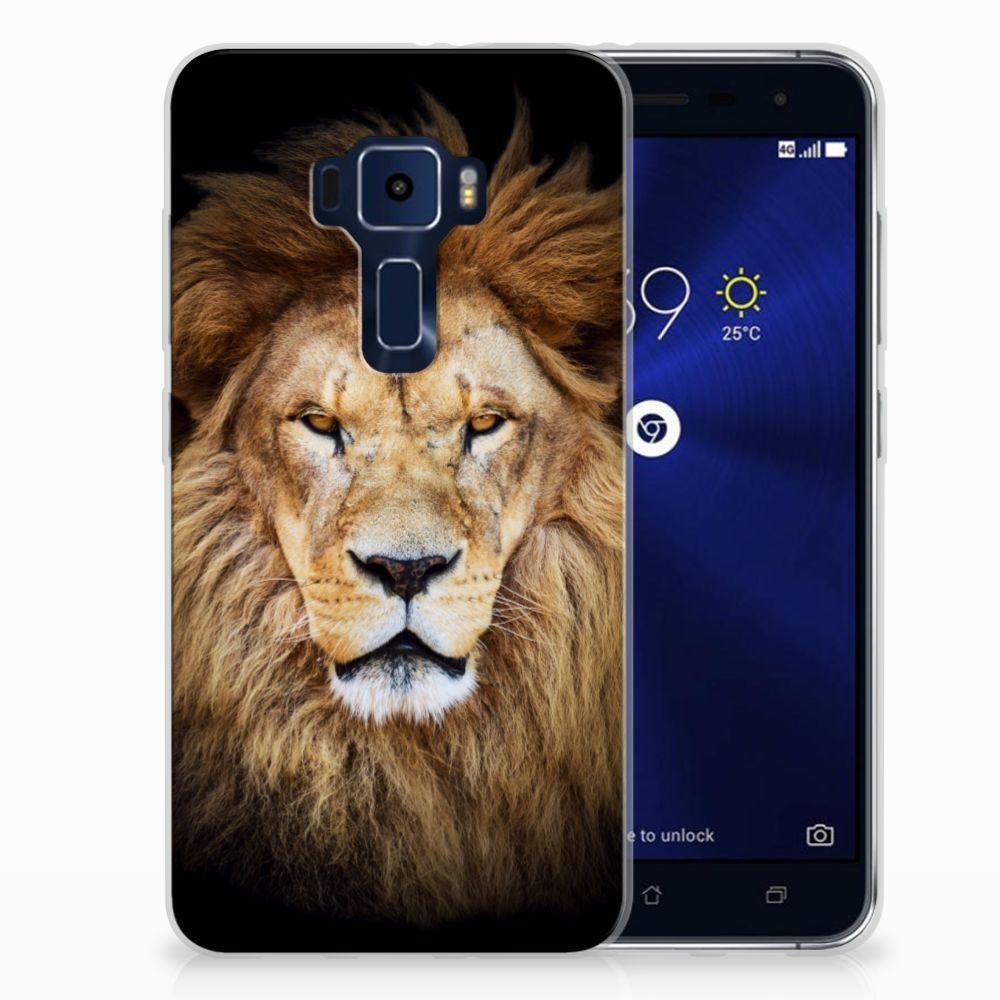 ASUS Zenfone 3 TPU Hoesje Design Leeuw