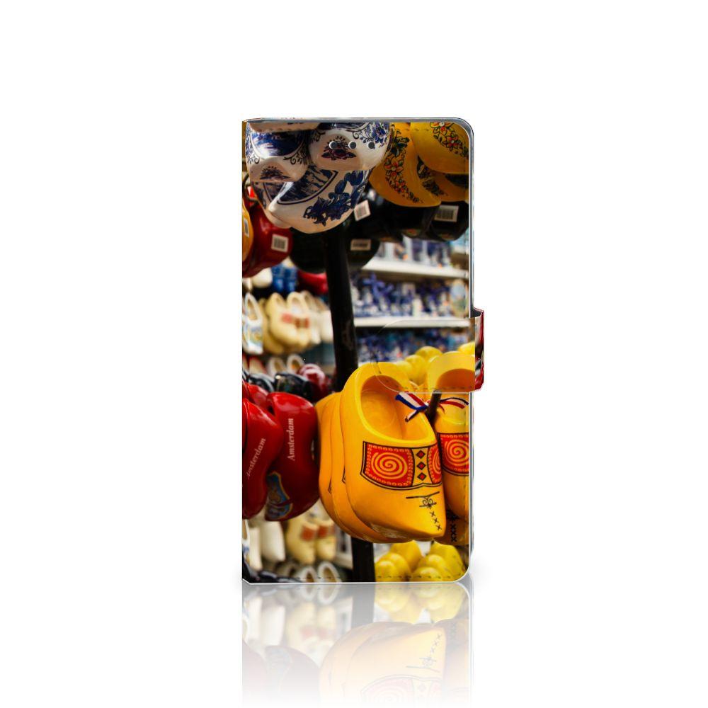 Sony Xperia XA1 Ultra Boekhoesje Design Klompen