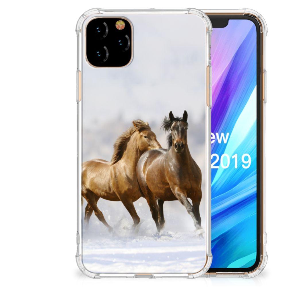 Apple iPhone 11 Pro Max Case Anti-shock Paarden