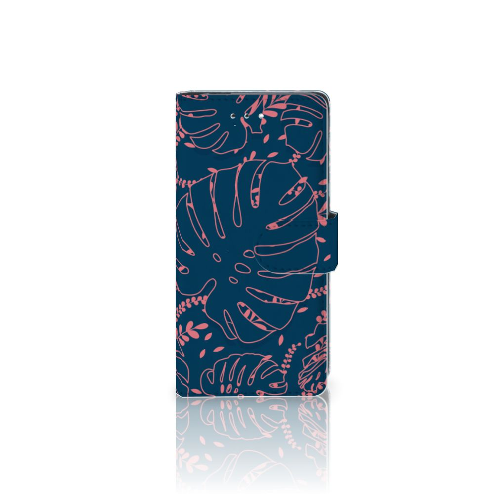 Huawei P9 Boekhoesje Design Palm Leaves