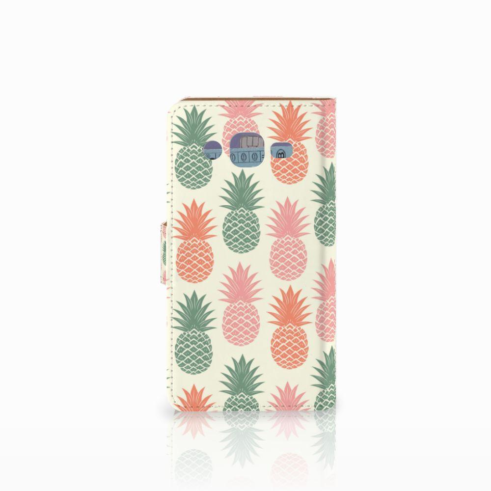 Samsung Galaxy J2 (2015) Book Cover Ananas