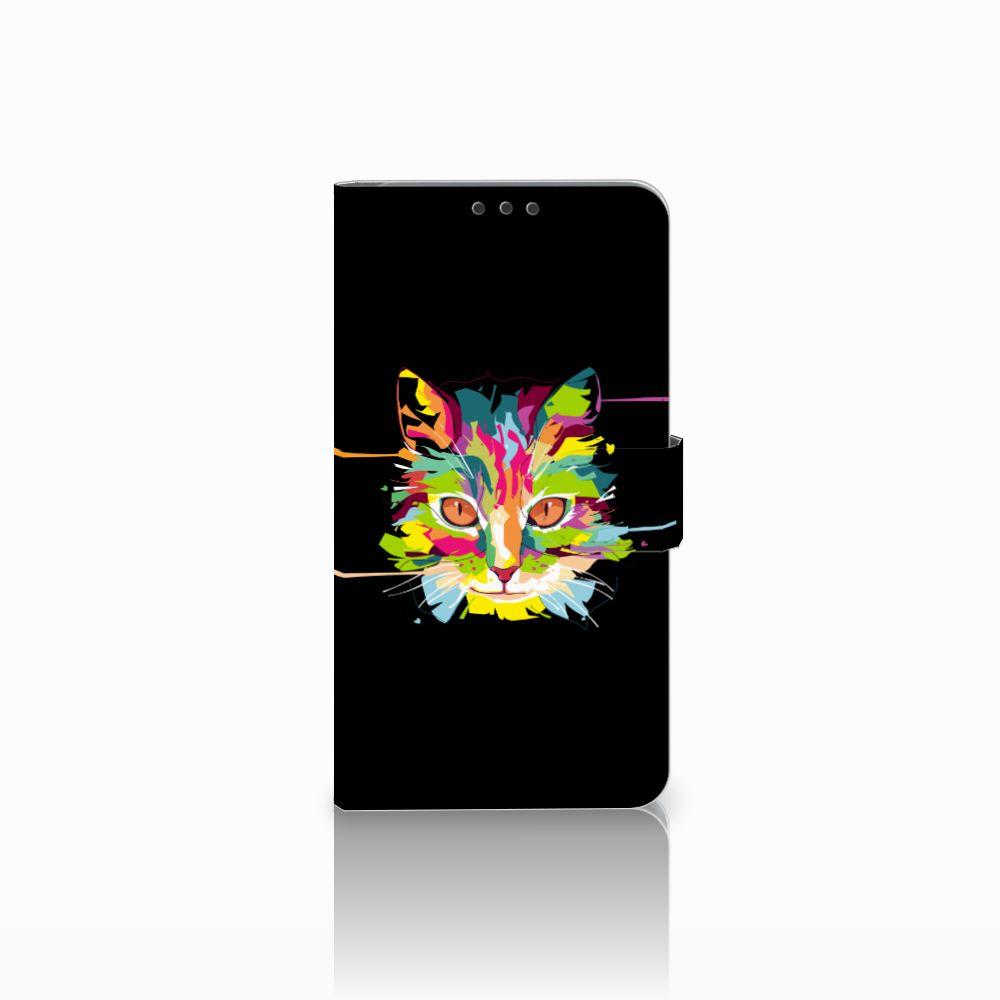 Microsoft Lumia 640 XL Leuke Hoesjes Cat Color