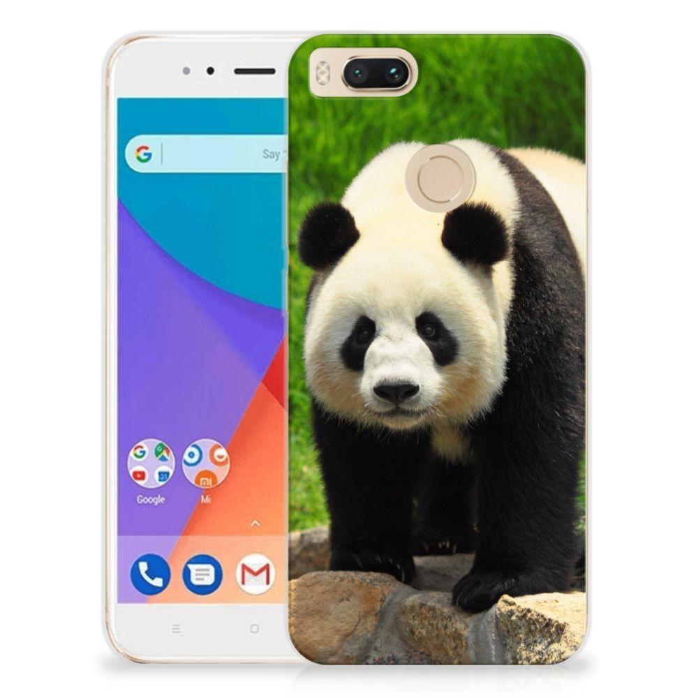 Xiaomi Mi A1 TPU Hoesje Panda