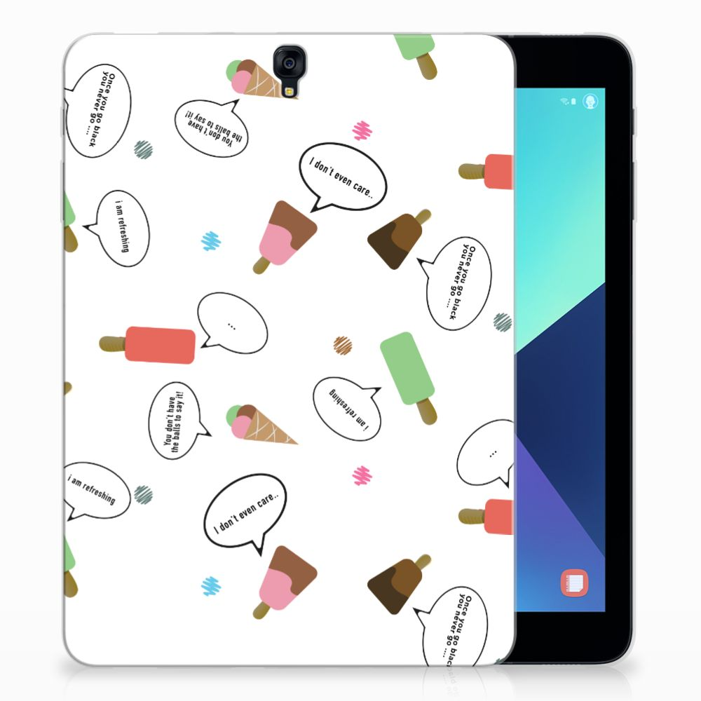 Samsung Galaxy Tab S3 9.7 Tablet Cover IJsjes