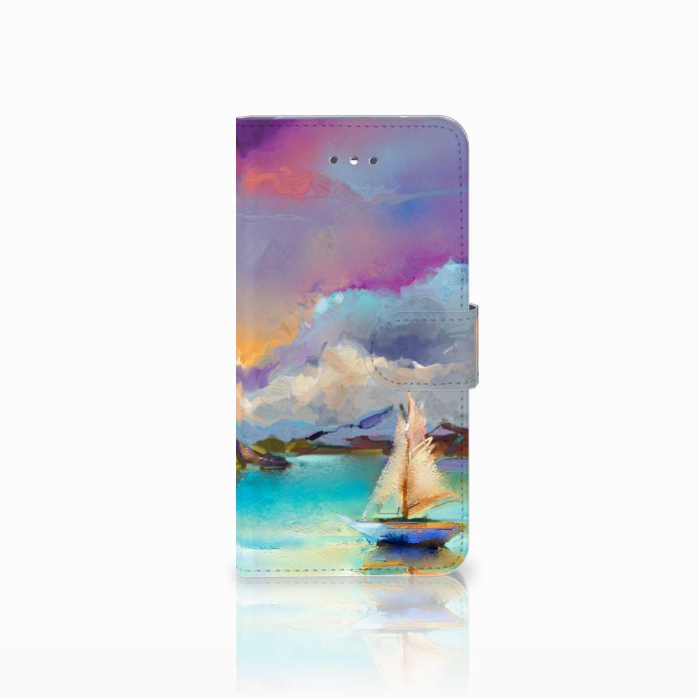 LG Nexus 5X Uniek Boekhoesje Boat
