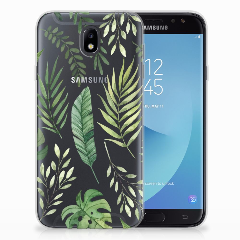 Samsung Galaxy J7 2017 | J7 Pro TPU Case Leaves