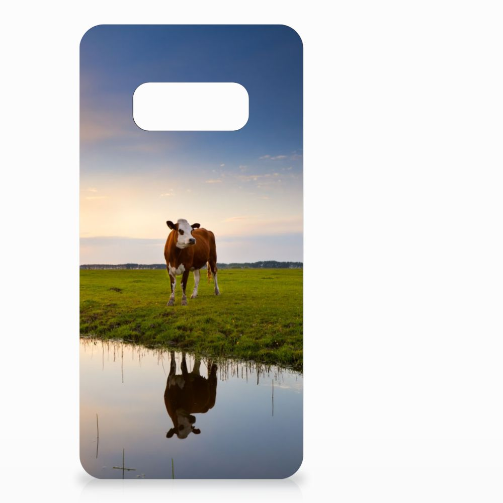 Samsung Galaxy S10e TPU Hoesje Design Koe