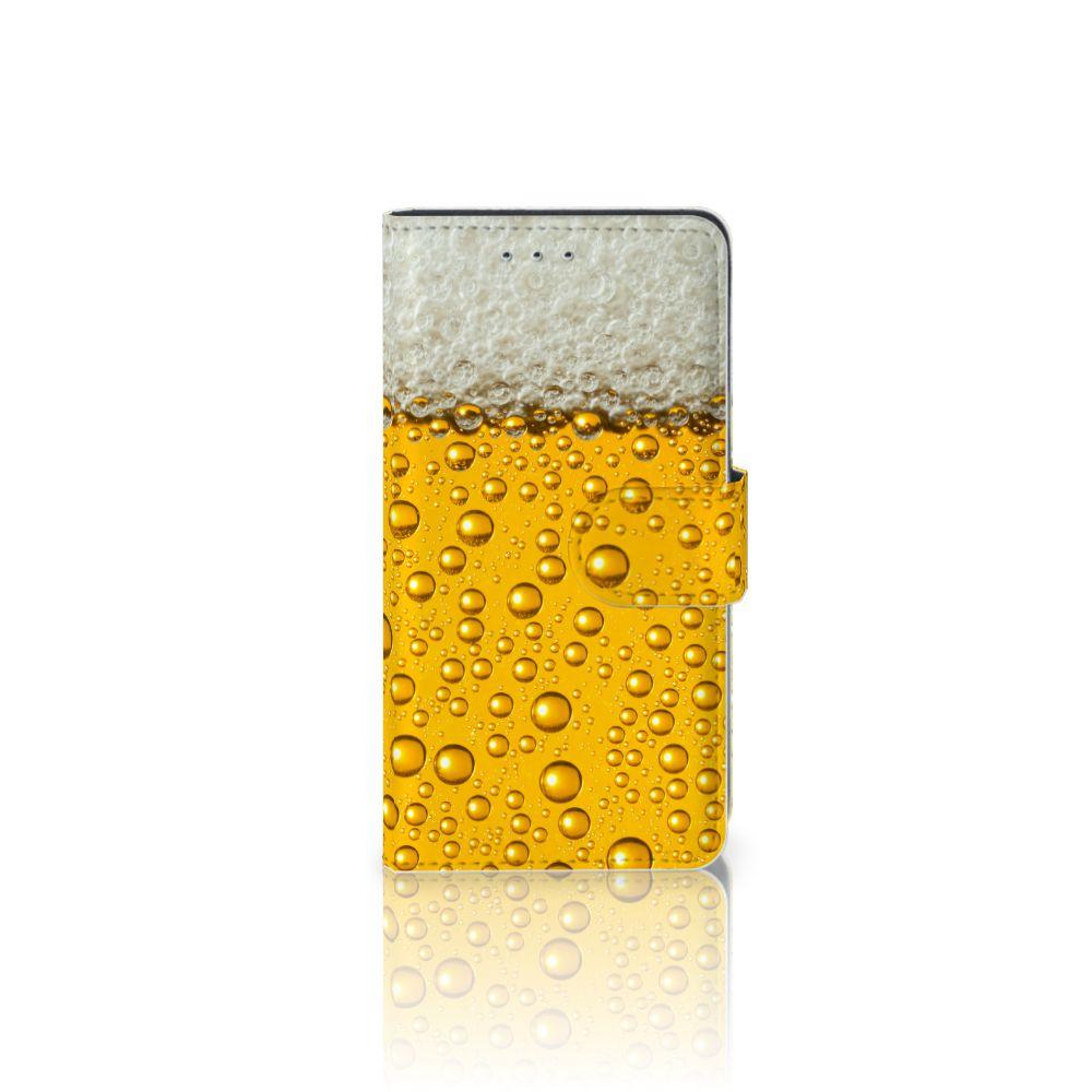 Motorola Moto G 3e Generatie Uniek Boekhoesje Bier