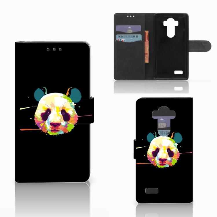 LG G4 Leuke Hoesje Panda Color