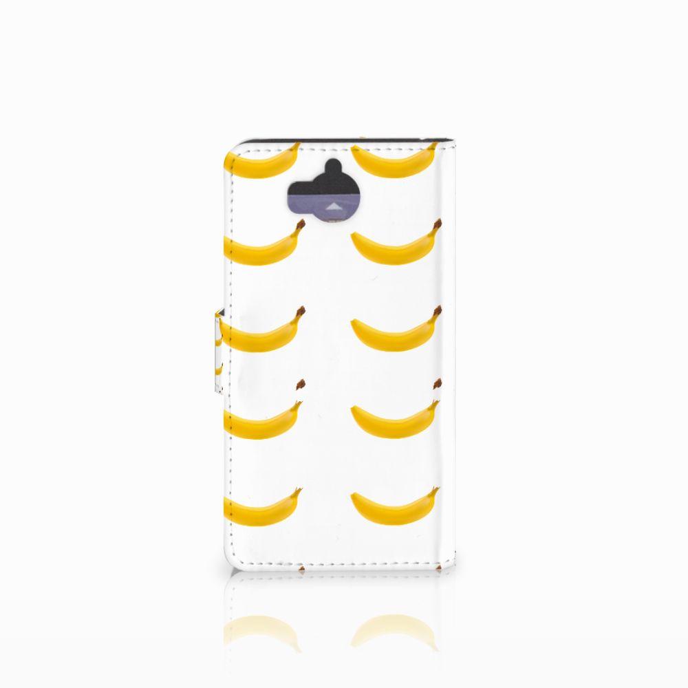 Huawei Y5 | Y6 2017 Book Cover Banana