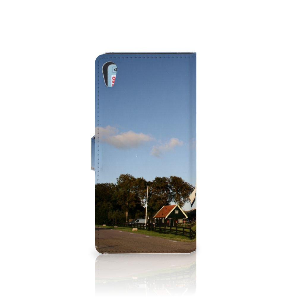 Sony Xperia XA1 Ultra Flip Cover Molen