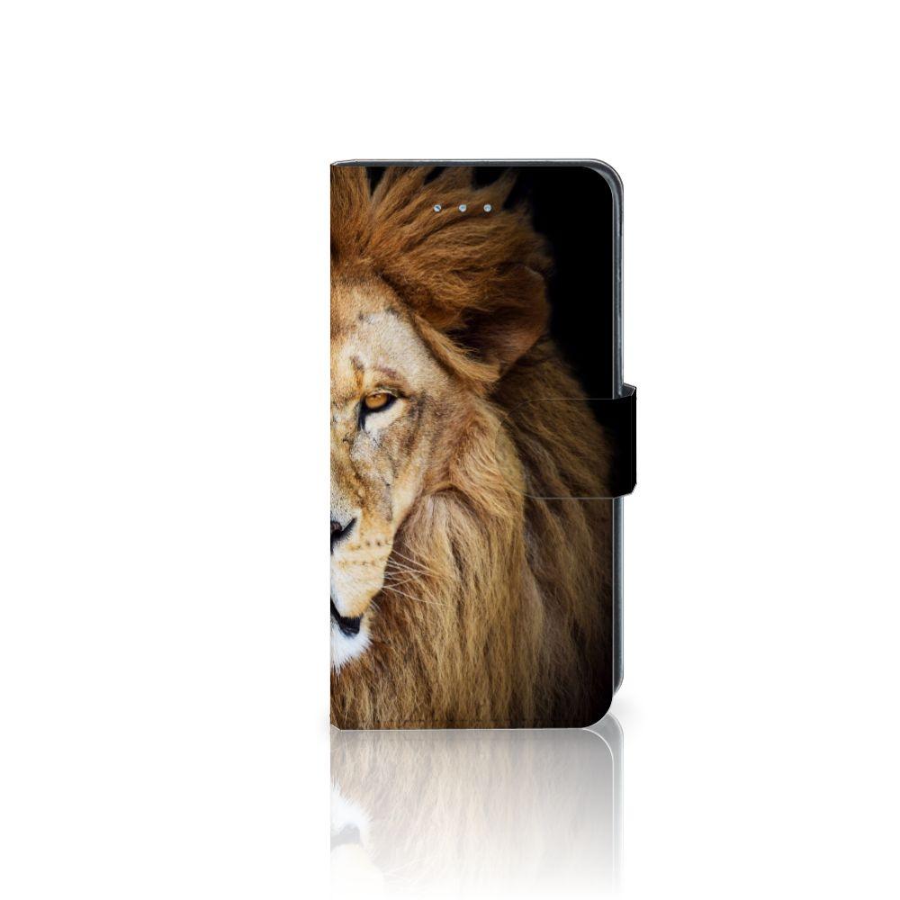 Samsung Galaxy J3 2016 Boekhoesje Design Leeuw