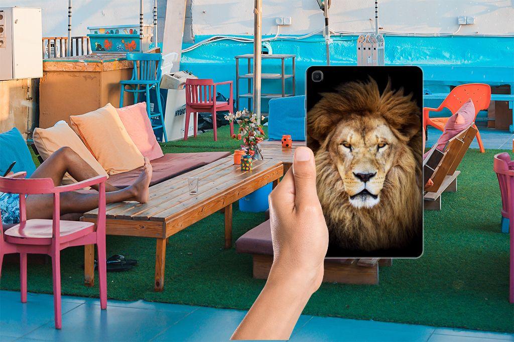 Samsung Galaxy Tab A 8.0 (2019) Back Case Leeuw