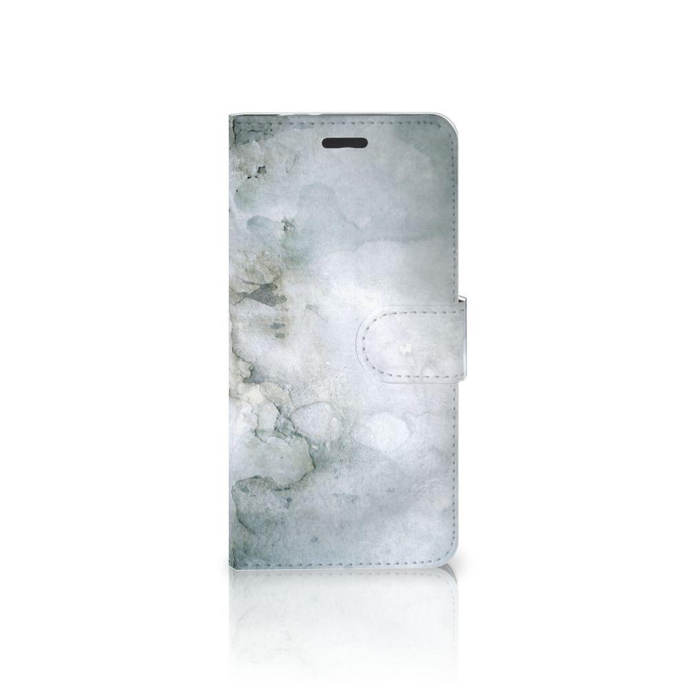 Hoesje Motorola Moto Z Painting Grey