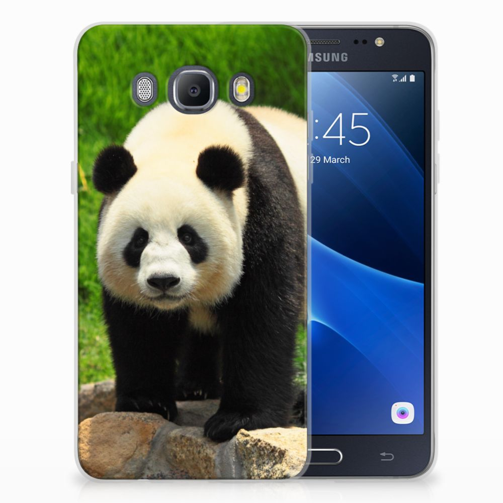 Samsung Galaxy J5 2016 TPU Hoesje Panda