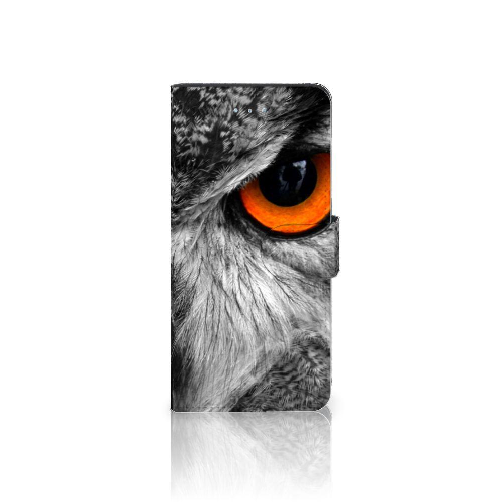 Apple iPhone 6 Plus   6s Plus Boekhoesje Design Uil