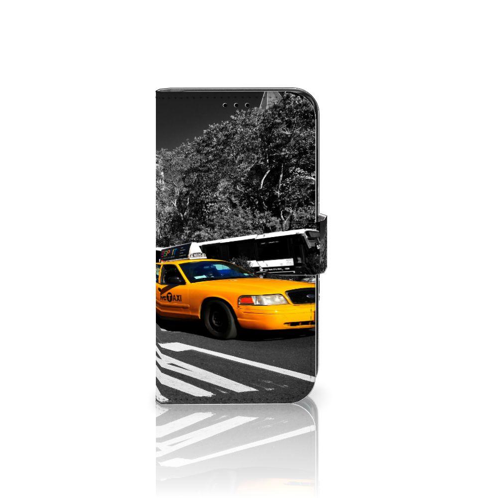 Samsung Galaxy S7 Edge Boekhoesje Design New York Taxi