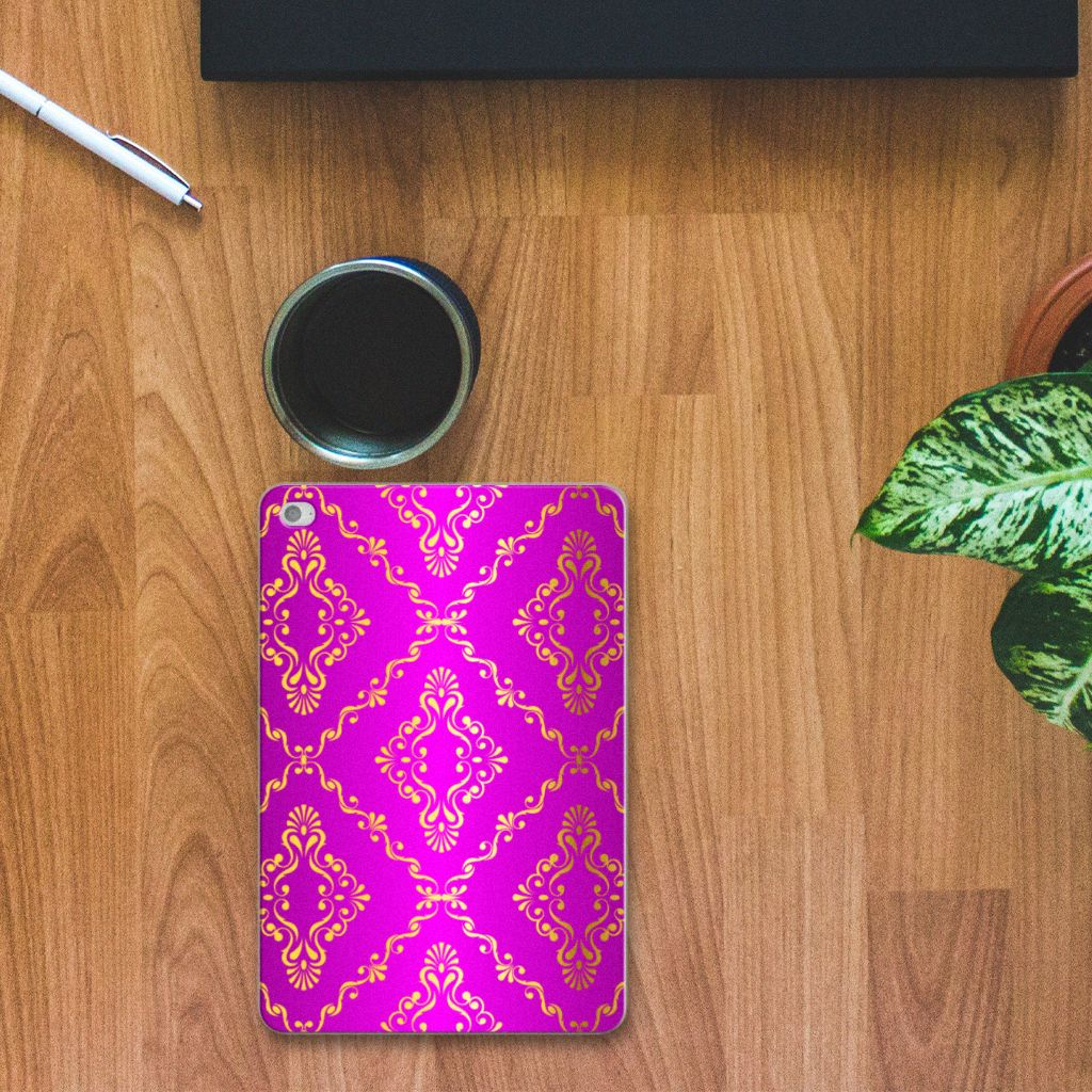 TPU Case Apple iPad Mini 4 | Mini 5 (2019) Barok Roze