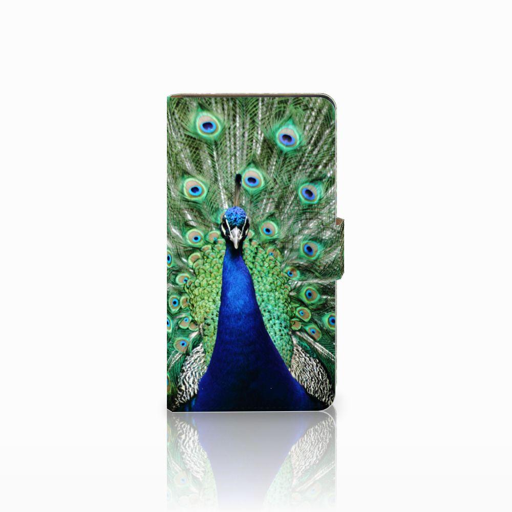 Huawei Ascend G700 Boekhoesje Design Pauw